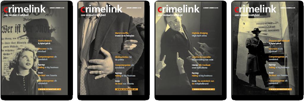 crimelink criminaliteit en veiligheid oud mettrop grafische vormgeving