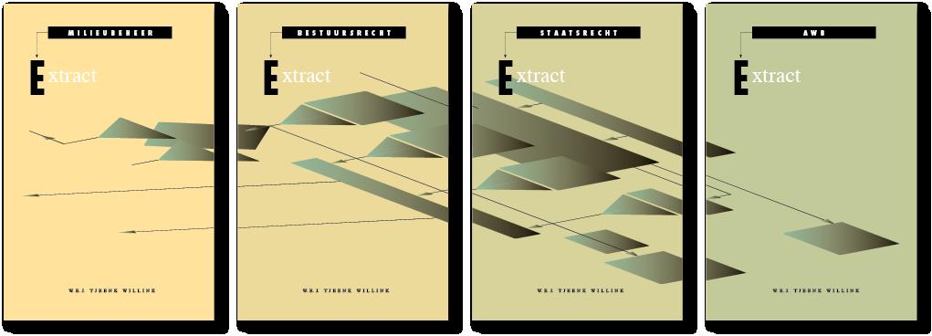 extract - w.e.j. tjeenk willink mettrop grafische vormgeving