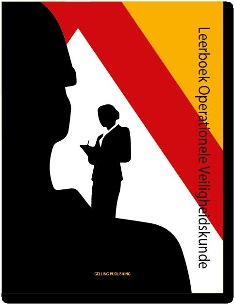 leerboek operationeel veiligheidskundige - gelling mettrop grafische vormgeving