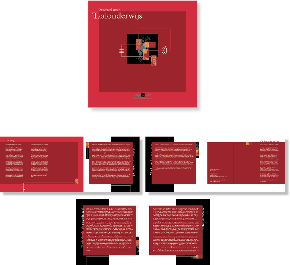 onderzoek naar taalonderwijs - uva mettrop grafische vormgeving