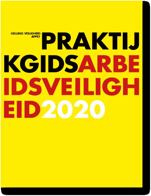 praktijkgids arbeidsveiligheid 2020 - gelling mettrop grafische vormgeving