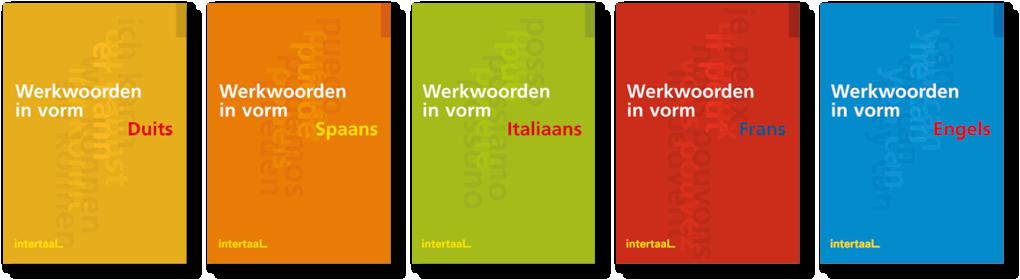 werkwoorden in vorm - intertaal mettrop grafische vormgeving