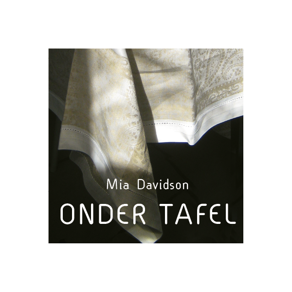 onder tafel - mia davidson - amphora books mettrop grafische vormgeving