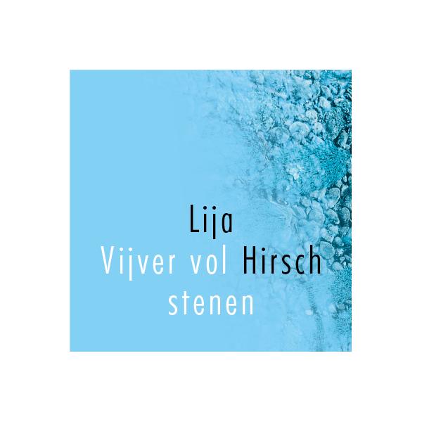 vijver vol stenen - lija hirsch - amphora books mettrop grafische vormgeving